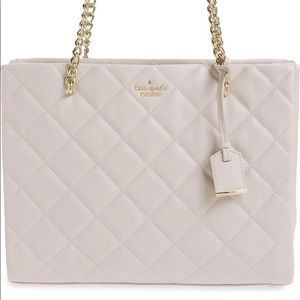 KateSpade Emerson Place Phoebe Quilted Leather Bag